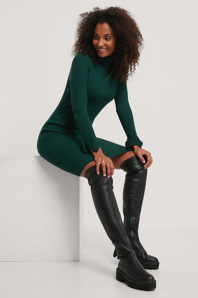 Neulemekko Emerald Green