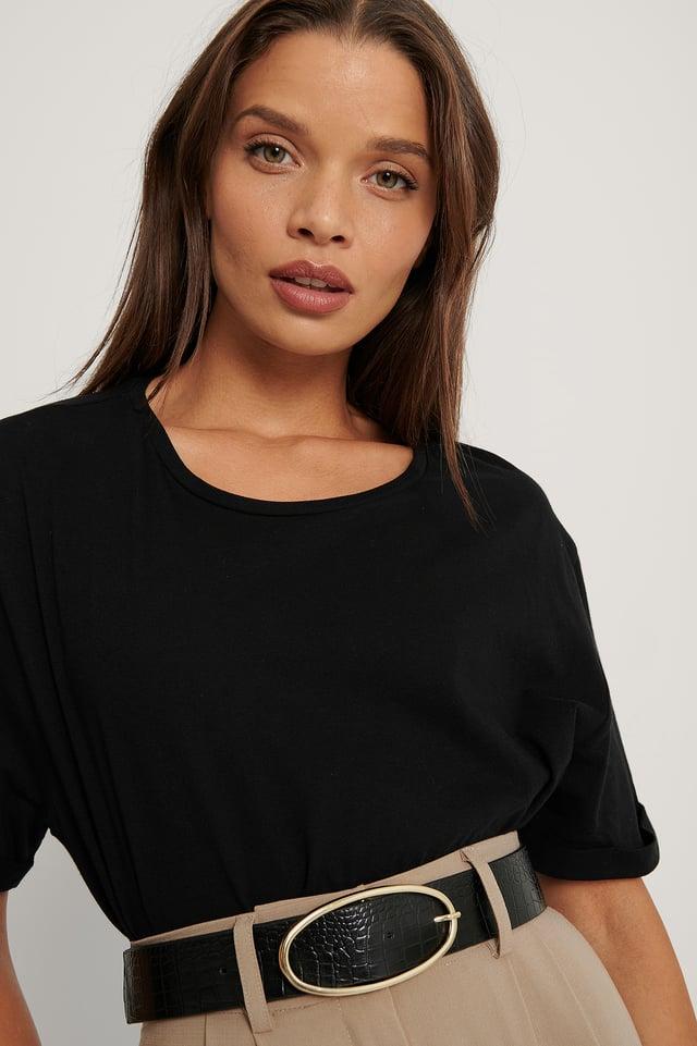 Milla Belt Black