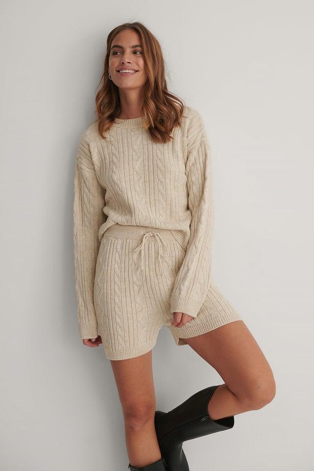 Stone Milla Knitted Set
