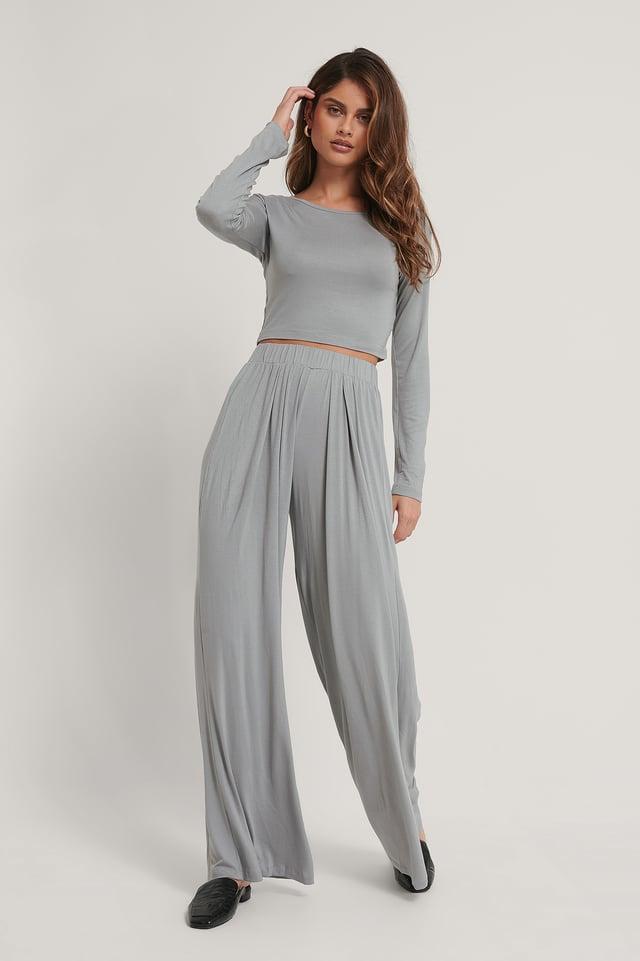 Gray Loungeset