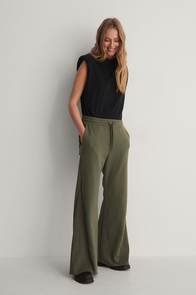 Milla Sweatpants Khaki