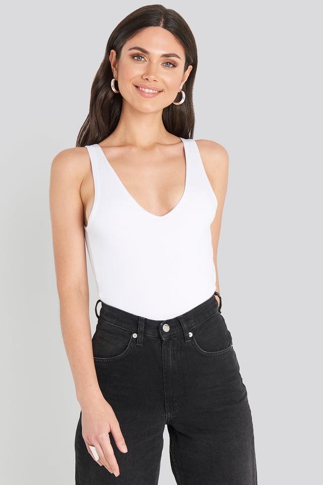 Yol Basic Top White