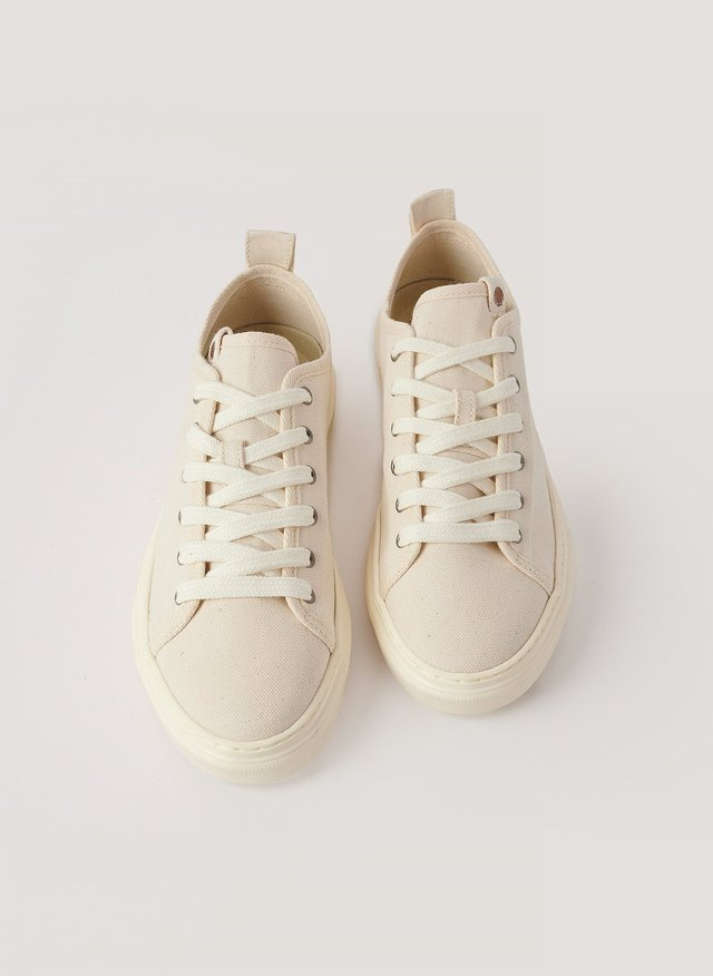 Klassieke Sneakers Nature