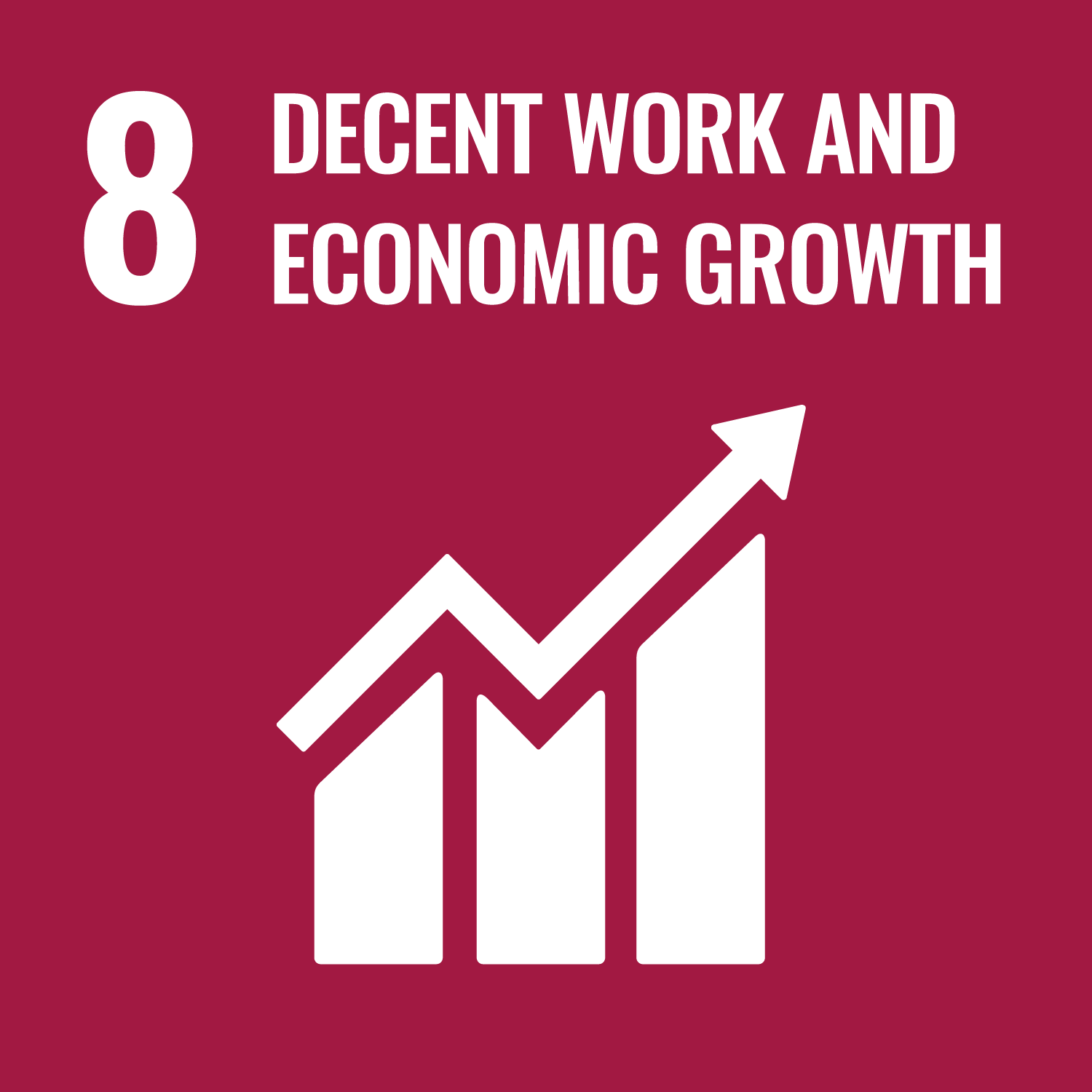 SDG 8 – Decent Work and Economic Growth